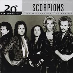 20TH CENTURY MASTERS THE BEST OF SCORPIONS